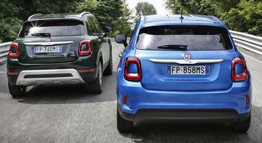 Fiat rinnova profondamente la 500X, molto più connessa e sicurezza da primato