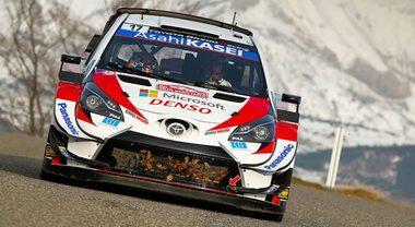 Rally di Montecarlo, parte un entusiasmante stagione 2020