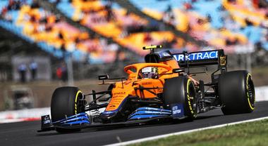 La McLaren e Ricciardo sono crollati in Turchia e la Ferrari è tornata in corsa per il terzo posto tra i costruttori