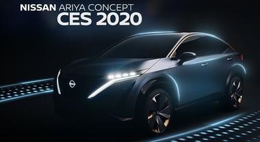 """Nissan, al CES 2020 con visione """"Omotenashi"""" per mobilità. Tra concept zero emission e palline da golf"""