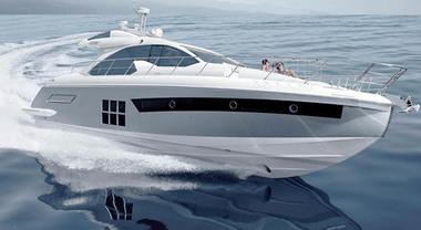 Il ritorno dei big al NauticSud: Azimut 55S ammiraglia del Salone