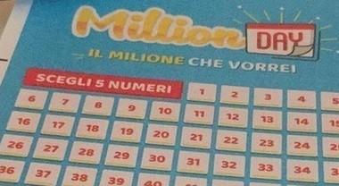 Million Day, estrazione di oggi martedì 8 gennaio 2019: tutti i numeri vincenti