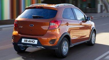Ka+ Active, anche la Ford più piccola diventa un Suv