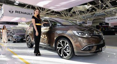 Koleos e Grand Scenic guidano la pattuglia delle novità Renault a Bologna
