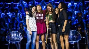 X Factor 2018: la squadra delle Under Donna di Manuel Agnelli