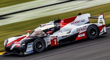 24 Ore Le Mans, Toyota di Kobayashi in pole. Cairoli fenomenale con la Porsche nella GTE-Am