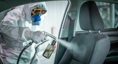 Noleggio auto, fondamentale è la sanificazione: tutto quello che bisogna sapere