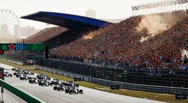 F1, Gran Premio di Olanda a Zandvoort