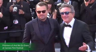 """Il premio Oscar Di Caprio firma il documentario sulla FE """"And We Go Green"""": ecco il dietro le quinte"""