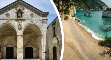 Il Gargano come le Bahamas: una storia di milioni di anni tra spiritualità e geologia