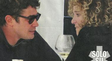 Riccardo Scamarcio e Valeria Golino inseparabili: pranzo nella Capitale e poi a casa insieme