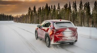 Epic Drive Mazda 2019: un viaggio ai confini del circolo polare artico