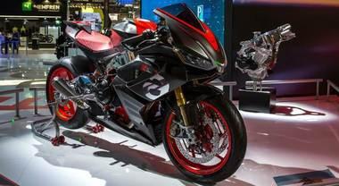 Eicma 2019, due ruote sopra il cielo. A Milano svettano l'Aprilia RS660, la BMW F900 XR e la Honda CBR1000RR-R