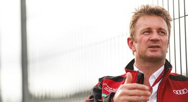 Intervista ad Allan McNish, team principal di Audi: «Competere è il mio sport»