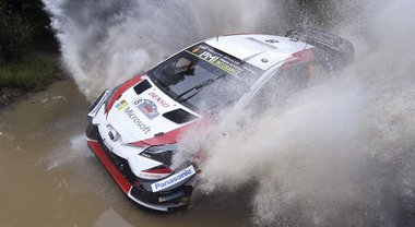 Toyota, dopo Le Mans domina il Mondiale Rally. Stagione d'oro per la casa giapponese