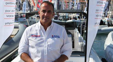 Ilariuzzi (Suzuki Marine): «Invictus nostro partner ideale». A Genova i nuovi Suzukini