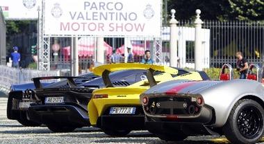 """Parco Valentino al via, Torino """"capitale"""" dell'auto. Per 5 giorni riflettori puntati sul salone en plein air"""