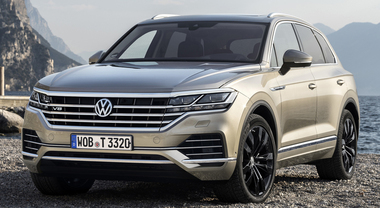 VW Touareg V8 TDI, diesel da 421 cv che cancella gli NOx. Emissioni -75% rispetto ai limiti norme Euro 6