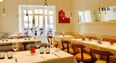 Roma, Osteria Siciliana: il ritorno dello Chef