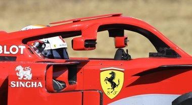 F1, le più belle immagini del GP di Germania