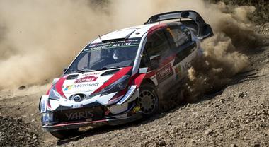 WRC, Toyota ingaggia Meeke e conferma Tanak e Latvala per la stagione 2019