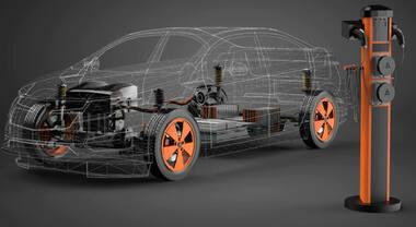 Autonomia auto elettriche, aumentarla fa salire impatto CO2. Pesano e peggiorano efficienza