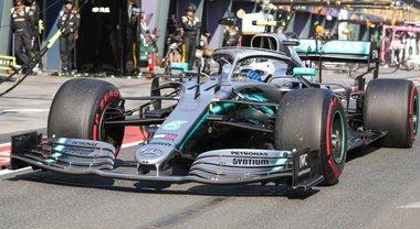 Gp Australia, trionfa Mercedes di Bottas, Ferrari giù dal podio. 2° Hamilton, 3° Verstappen poi Vettel e Leclerc