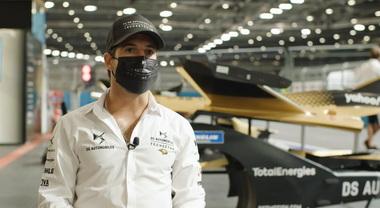Formula E, parla il campione del mondo Antonio Felix Da Costa: «Stagione molto equilibrata, a Londra punto alla vittoria»