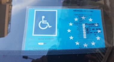 Disabili in auto, arriva il pass unico europeo: il CUDE darà l'accesso a tutte le ZTL dei comuni italiani