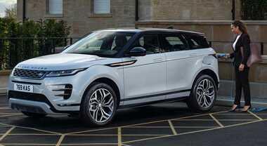 Land Rover, assalto delle sport utility ricaricabili. Discovery Sport ed Evoque le prime Phev con propulsore 3 cilindri