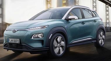 Kona Electric e Nexo a idrogeno: Hyundai presenta lo stato dell'arte per le emissioni zero