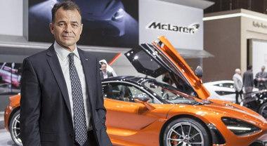 Nash (McLaren): «Investiremo un miliardo di euro per 15 novità entro il 2022, il futuro è ibrido al 50%»