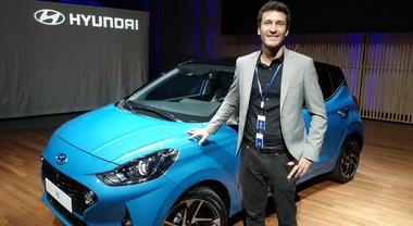 Varenna, la nuova i10 ha il dna tricolore: «Hyundai lascia grande libertà perché è pronta ad innovare»