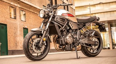 Yamaha, per le XSR e MT 2019 arrivano le nuove livree