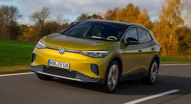 ID.4, arriva il Italia il Suv elettrico di Volkswagen