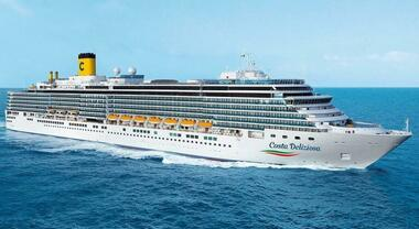 Costa Crociere riparte da Trieste, a bordo per ora solo ospiti italiani