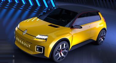 Torna la Renault R5, ma sarà elettrica