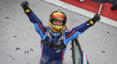 Tarquini non finisce di stupire, con la Hyundai i30 NG a Marrakech e Budapest ha piazzato due vittorie
