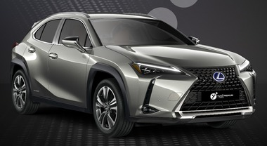 Yuko, il car sharing full hybrid è anche premium. In flotta arrivano le Lexus UX