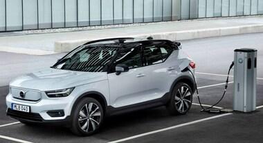 Volvo, il recharge scandinavo. Il brand svedese punta ad una transizione energetica molto rapida: grandi risultati già nel 2025