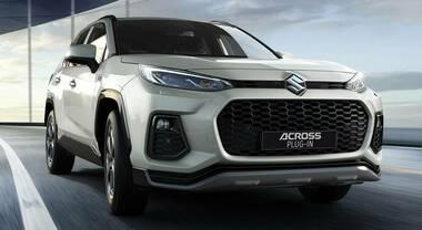 """Suzuki, il brand soltanto ibrido ora strizza l'occhio alle """"grandi"""""""