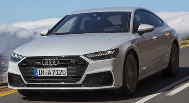 In Sudafrica al volante della nuova Audi A7 Sportback: tecnologia all'avanguardia e performance superbe