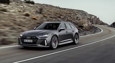 """Audi RS6 Avant, ecco il """"bolide"""" da famiglia"""