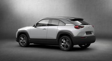MX-30, il debutto elettrico di Mazda