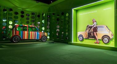 Mini, doppia presenza a Triennale e Fuorisalone: mostra passato-futuro e nuove soluzioni abitative