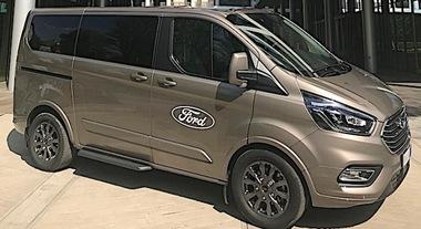 Ford, passerella alla Design Week per il nuovo Tourneo Custom: l'ufficio mobile fashion