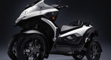Qooder, arriva l'innovativo scooter a quattro ruote