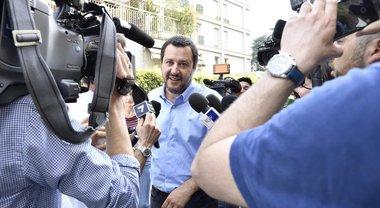 Salvini, Equitalia: «Chiudere cartelle esattoriali sotto i 100mila euro»