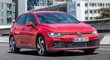 Best seller ad alte prestazioni, la prova della nuova generazione della VW Golf Gti