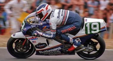 Motodays, Freddie Spencer testimonial del Salone della moto. A Roma dall'8 all'11 marzo